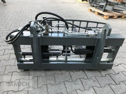 Ballenzange des Typs Sonstige Palettengabel mit hydraulischer Zinkenverstellun, Neumaschine in Burgkirchen (Bild 2)