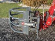 Ballenzange des Typs Sonstige Saphir FBZ Rundballengreifer, Gebrauchtmaschine in Rankweil