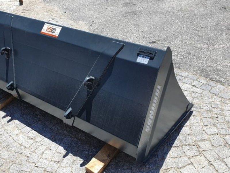 Ballenzange typu Sonstige Schwergutschaufel 200 cm pass. zu Euro Aufnahme, Neumaschine v Brunn an der Wild (Obrázok 4)