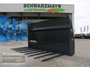 Ballenzange des Typs Stoll Dunggabel 1,5m, Neumaschine in Gampern