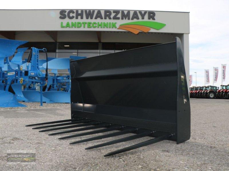 Ballenzange des Typs Stoll Dunggabel 1,5m, Neumaschine in Gampern (Bild 1)