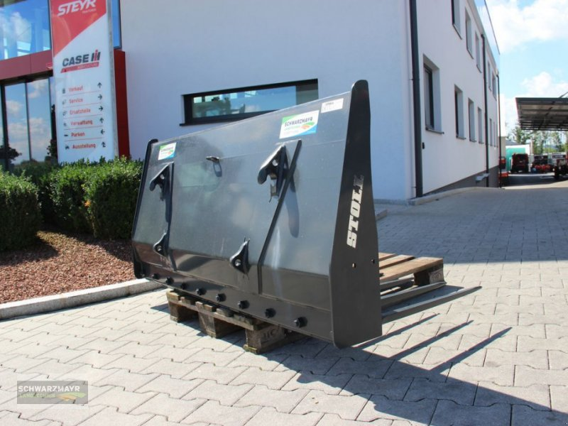 Ballenzange des Typs Stoll Dunggabel 1,75m, Neumaschine in Aurolzmünster (Bild 1)