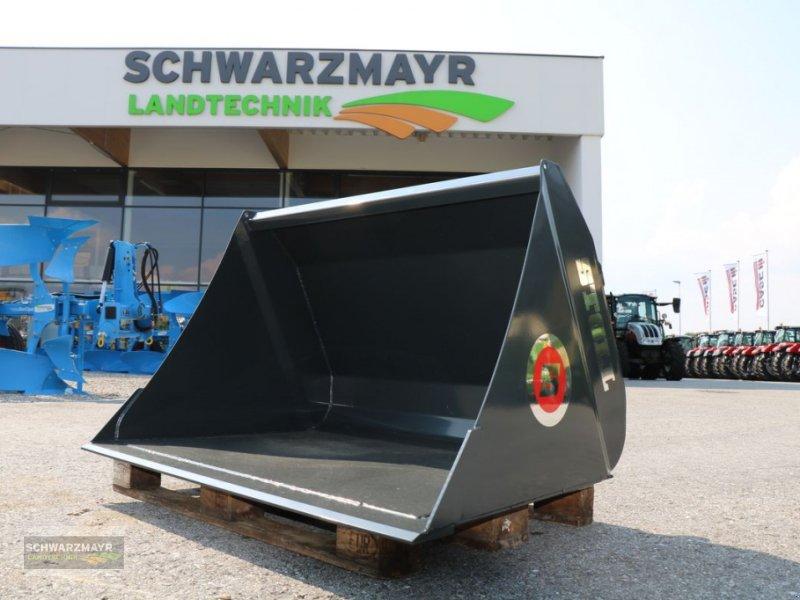Ballenzange des Typs Stoll Universalschaufel 1,30m, Neumaschine in Gampern (Bild 1)