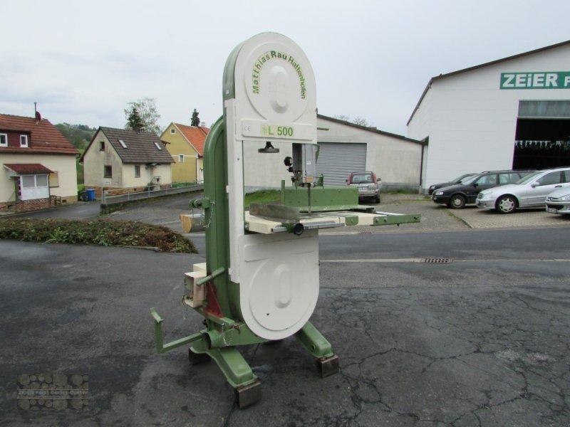 Bandsägewerk des Typs Rau L 500, Gebrauchtmaschine in Geroda (Bild 1)