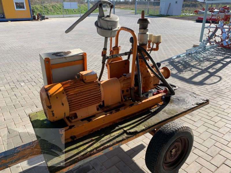Beregnungsaggregat a típus Hüdig Elektroaggregat HC 910 375/14, Gebrauchtmaschine ekkor: Hermannsburg (Kép 1)