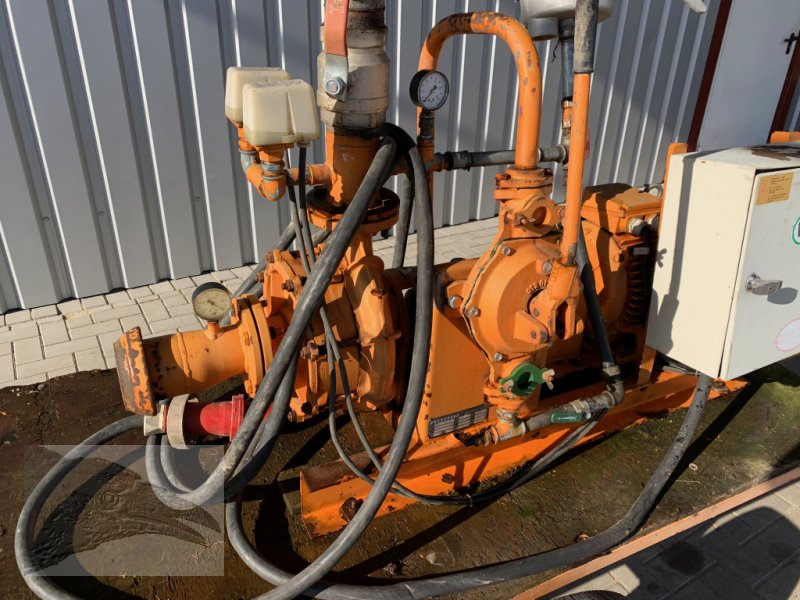 Beregnungsaggregat a típus Hüdig Elektroaggregat HC 910 375/14, Gebrauchtmaschine ekkor: Hermannsburg (Kép 2)