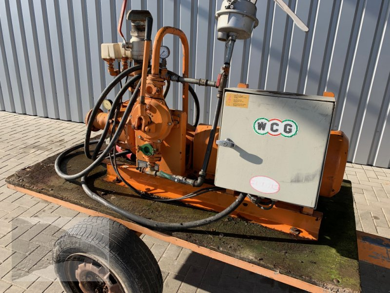 Beregnungsaggregat a típus Hüdig Elektroaggregat HC 910 375/14, Gebrauchtmaschine ekkor: Hermannsburg (Kép 3)