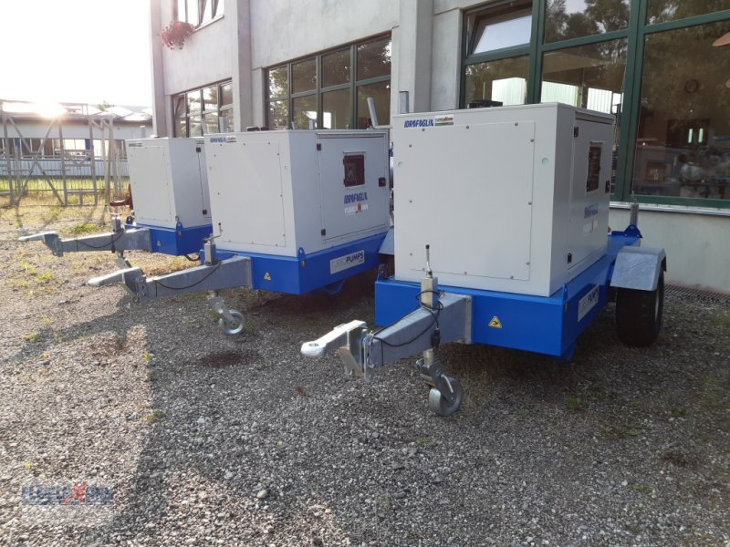 Beregnungsaggregat des Typs Idrofoglia ICX088, Neumaschine in Landau/Isar  (Bild 1)