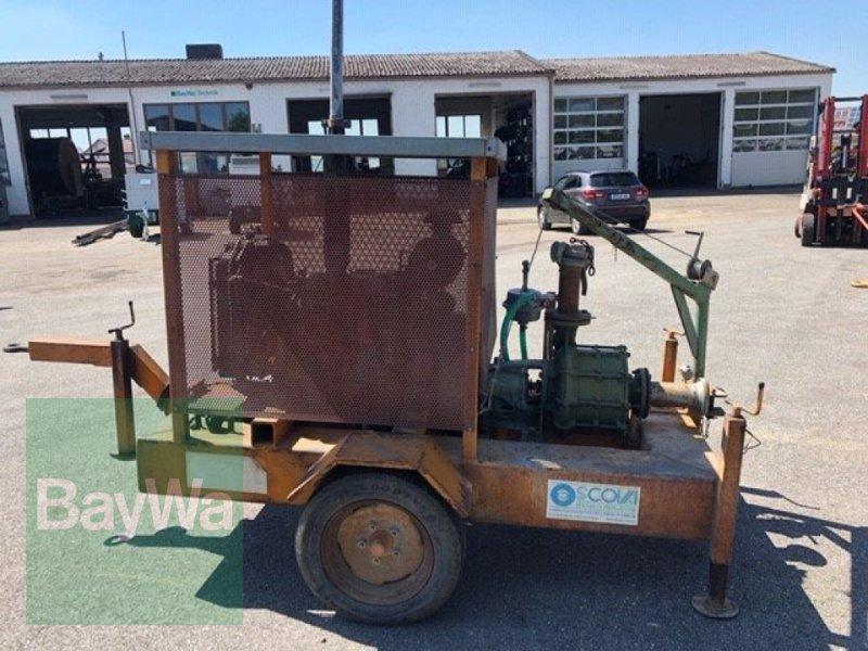 Beregnungsaggregat des Typs Scova Motorpumpaggregat, Gebrauchtmaschine in Pfatter (Bild 2)
