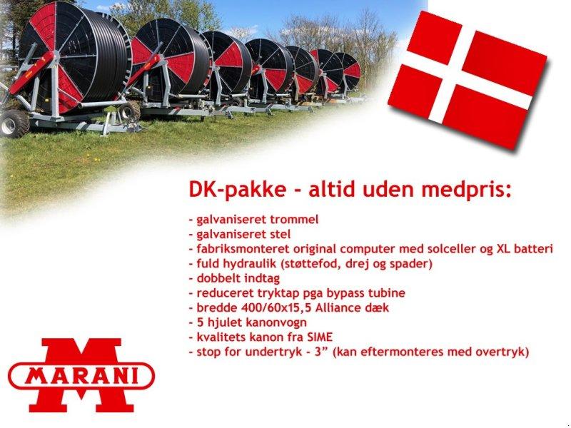 Beregnungsanlage типа Marani 350m x 110mm + DK-pakke, Gebrauchtmaschine в Tønder (Фотография 1)