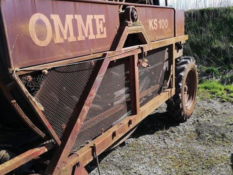 Beregnungsanlage типа Omme KS 100, Gebrauchtmaschine в Bolderslev (Фотография 1)
