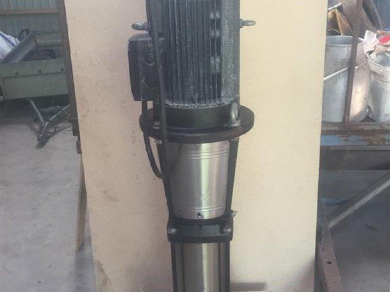 Beregnungspumpe a típus GRUNDFOS CR10-16 A-FJ-A-V-HQQV 5,5KW, Gebrauchtmaschine ekkor: Egtved (Kép 1)