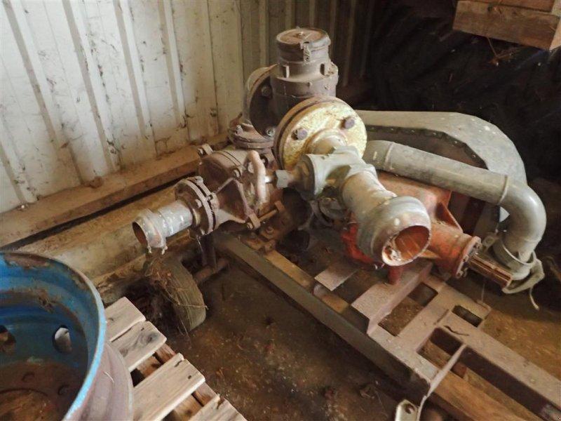 Beregnungspumpe a típus Sonstige Markvandings pumpe, Gebrauchtmaschine ekkor: Egtved (Kép 1)