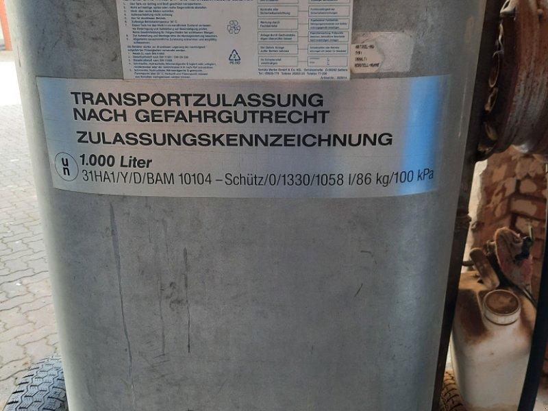 Betankungsanlage типа Schütz MOBILE TA + PUMPE, Gebrauchtmaschine в Seeburg (Фотография 1)