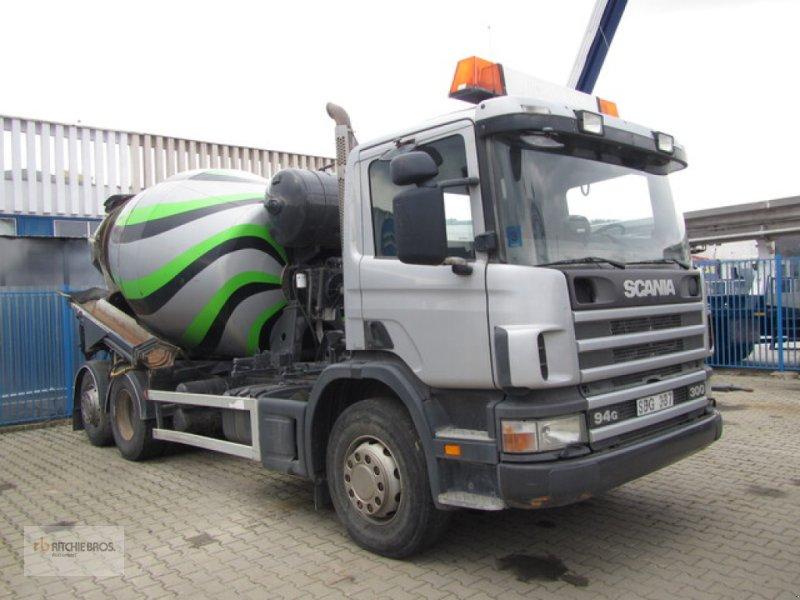 Betonmischer tip Scania 94G 300, Gebrauchtmaschine in Apahida (Poză 1)