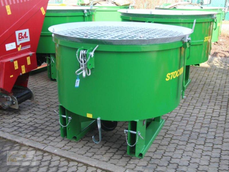 Betonmischer a típus Stockmann 1000 ESK, Neumaschine ekkor: Pfreimd (Kép 1)