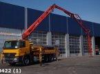 Betonpumpe typu Sonstige Mercedes Benz Actros 2636 6x4 Putzmeister 28 meter v ANDELST