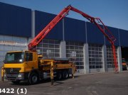Betonpumpe typu Sonstige Mercedes Benz Actros 2636 6x4 Putzmeister 28 meter, Gebrauchtmaschine v ANDELST