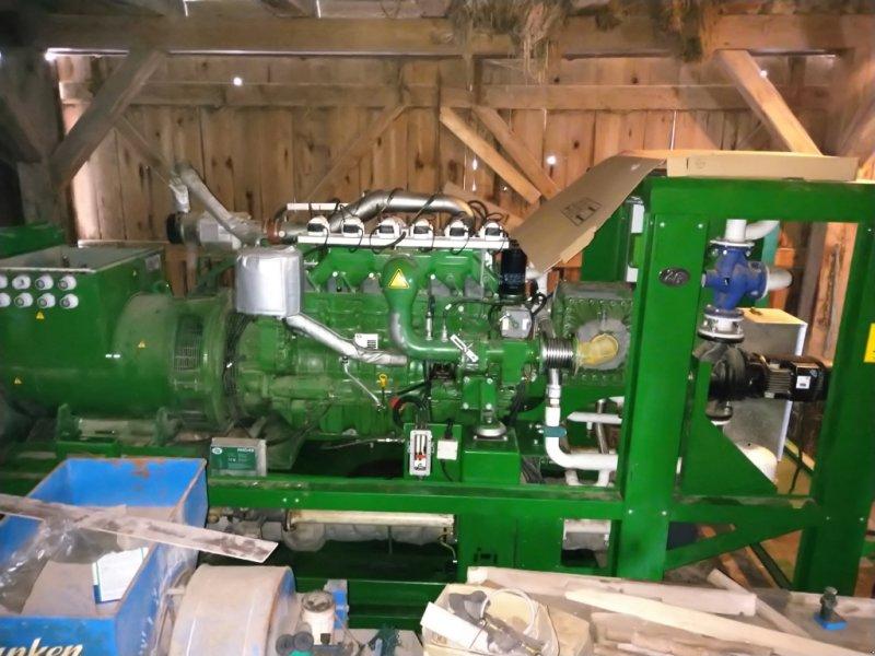 BHKW & Blockheizkraftwerk del tipo 2G Agenitor 406, Gebrauchtmaschine en Petersaurach (Imagen 1)