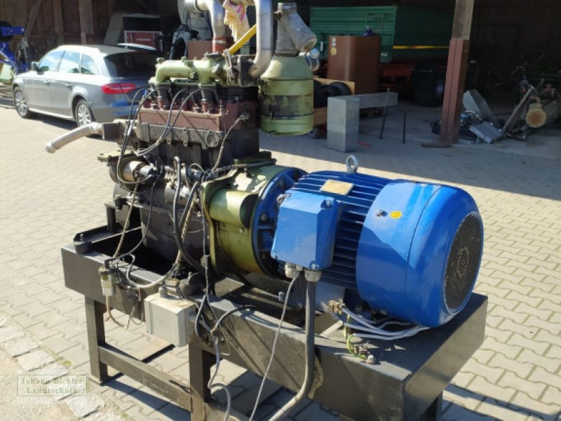 BHKW & Blockheizkraftwerk des Typs Belarus Gasmotor 40KW, Gebrauchtmaschine in Unterneukirchen (Bild 2)