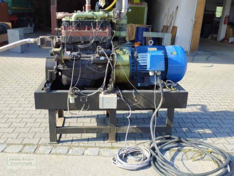 BHKW & Blockheizkraftwerk des Typs Belarus Gasmotor 40KW, Gebrauchtmaschine in Unterneukirchen (Bild 4)