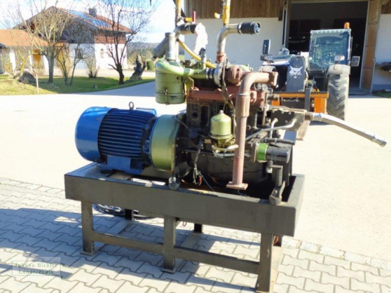 BHKW & Blockheizkraftwerk typu Belarus Gasmotor 40KW, Gebrauchtmaschine w Unterneukirchen (Zdjęcie 1)