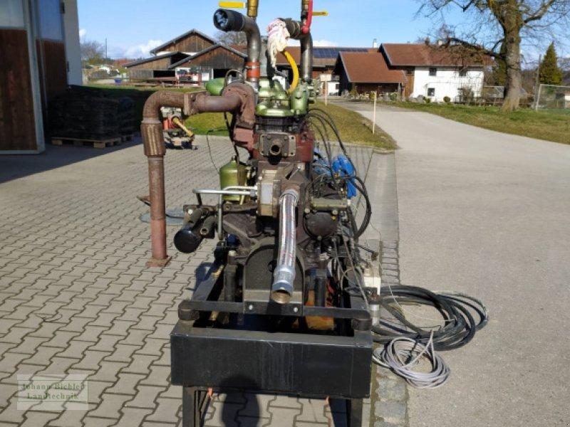 BHKW & Blockheizkraftwerk des Typs Belarus Gasmotor 40KW, Gebrauchtmaschine in Unterneukirchen (Bild 3)