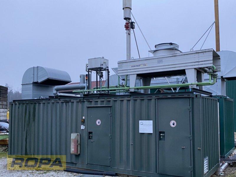 BHKW & Blockheizkraftwerk a típus Sonstige BHKW Container ETW mit 190 kW MAN Motor - nur Generator defekt, Gebrauchtmaschine ekkor: Herrngiersdorf (Kép 1)