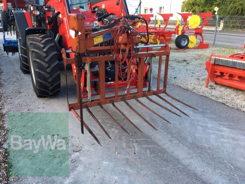 Blockschneider des Typs Kuhn B 1201 Siloblockschneider für EURO-Aufnahme, Gebrauchtmaschine in Dinkelsbühl (Bild 2)