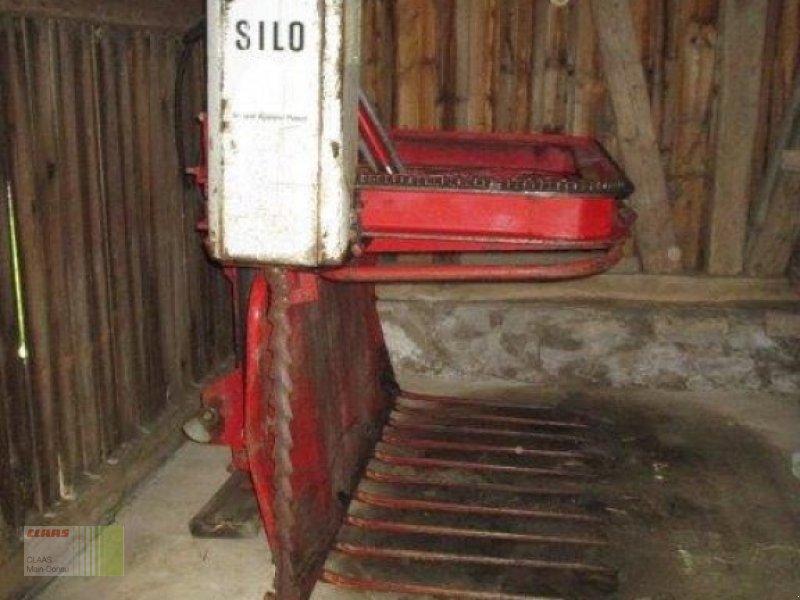 Blockschneider типа Von Der Heide Silo, Gebrauchtmaschine в Heilsbronn (Фотография 1)