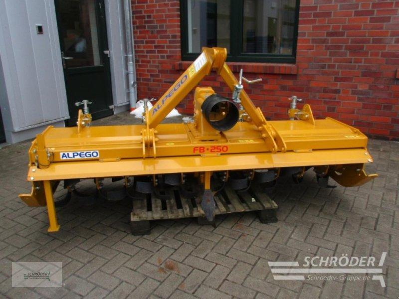 Bodenfräse des Typs Alpego FB-250 E, Gebrauchtmaschine in Wardenburg (Bild 1)