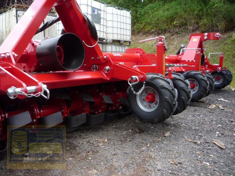 Bodenfräse des Typs Breviglieri B120-V300 Biofräse, Neumaschine in Pfarrweisach (Bild 5)