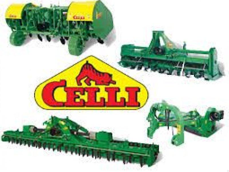 Bodenfräse типа Celli -, Gebrauchtmaschine в MARIAHOUT (Фотография 1)