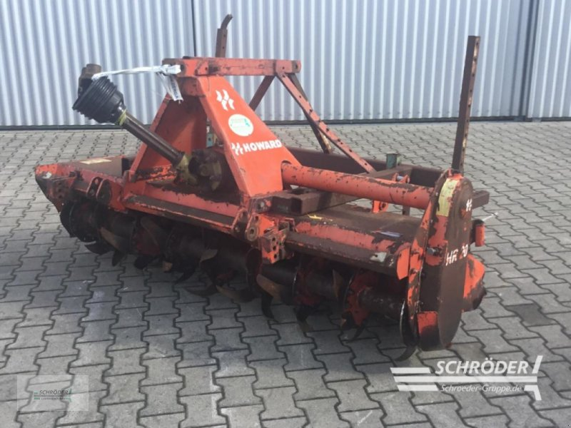 Bodenfräse des Typs Howard HR 20-205 SU, Gebrauchtmaschine in Lastrup (Bild 1)
