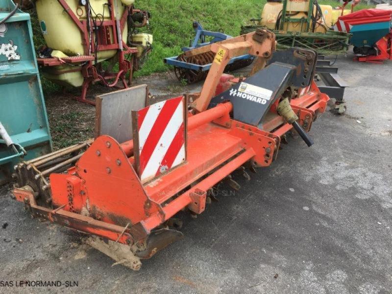 Bodenfräse типа Howard HR 41, Gebrauchtmaschine в JOSSELIN (Фотография 1)