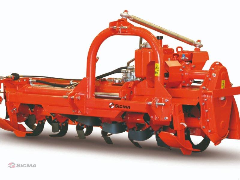 Bodenfräse des Typs SICMA Miglianico SH 210 vollautomatische Bodenfräse Weinbau Obstbau Gemüsegarten, Neumaschine in Krefeld (Bild 1)