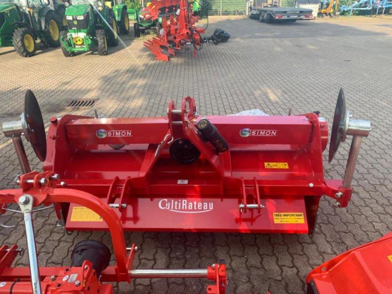 Bodenfräse des Typs Simon F125, Neumaschine in Niederkirchen (Bild 1)