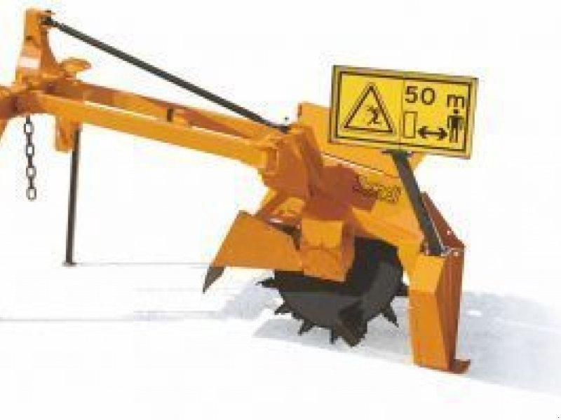 Bodenfräse tip Sonstige Greppelfrees Dondi Type DMR Verstek bij Eemsned, Gebrauchtmaschine in Losdorp (Poză 1)