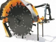 Bodenfräse des Typs Sonstige Sleuvenfrees Dondi type Drenag bij Eemsned, Gebrauchtmaschine in Losdorp