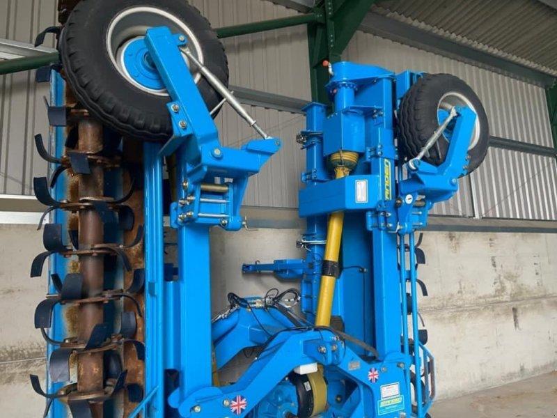 Bodenfräse des Typs Standen Powervator, Gebrauchtmaschine in Grantham (Bild 1)
