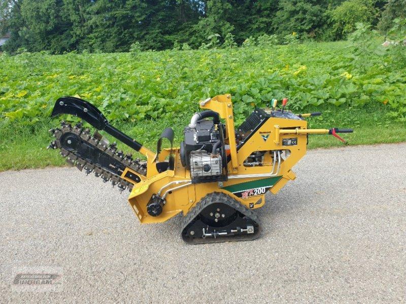 Bodenfräse des Typs Vermeer RTX 200, Gebrauchtmaschine in Deutsch - Goritz (Bild 1)