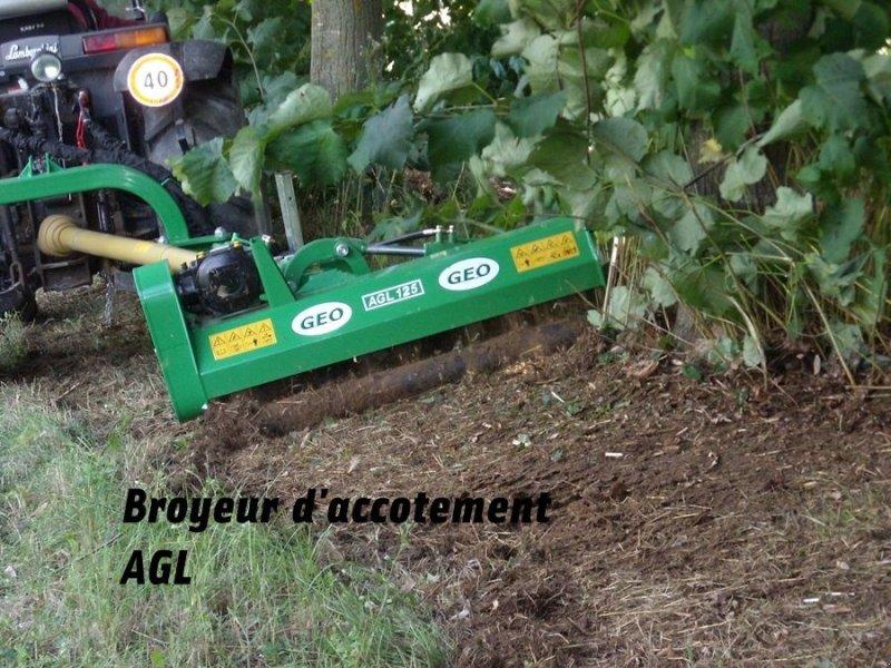 Böschungsmähgerät типа Boxer BROYEUR D'ACCOTEMENT AGL 125, Gebrauchtmaschine в RETHEL (Фотография 1)