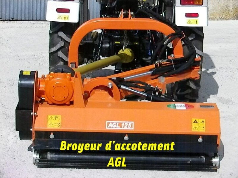 Böschungsmähgerät typu Boxer BROYEUR D'ACCOTEMENT AGL 145, Gebrauchtmaschine w RETHEL (Zdjęcie 1)