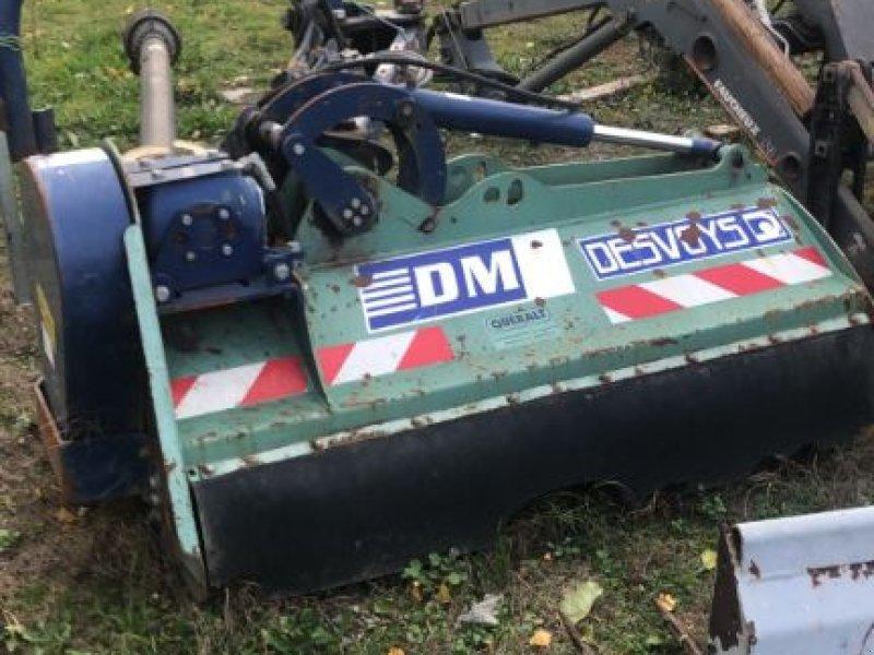 Böschungsmähgerät typu Desvoys DMF160, Gebrauchtmaschine w ORLEIX (Zdjęcie 1)