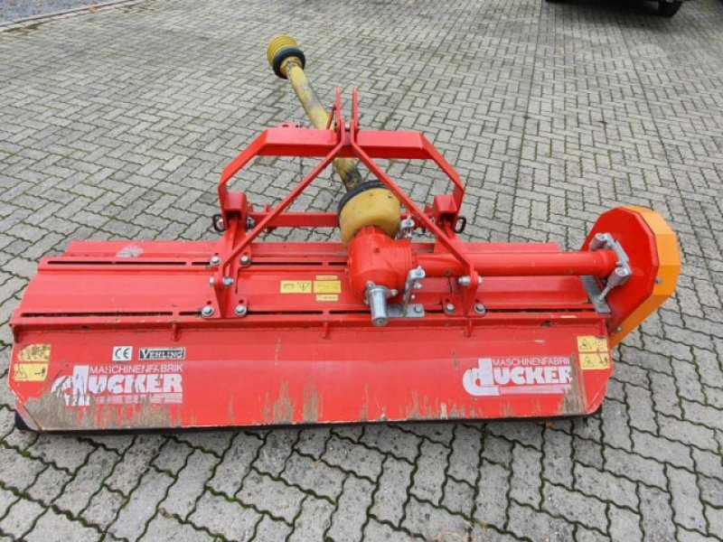 Böschungsmähgerät typu Dücker VMS 2000, Gebrauchtmaschine w Meerbeck (Zdjęcie 1)
