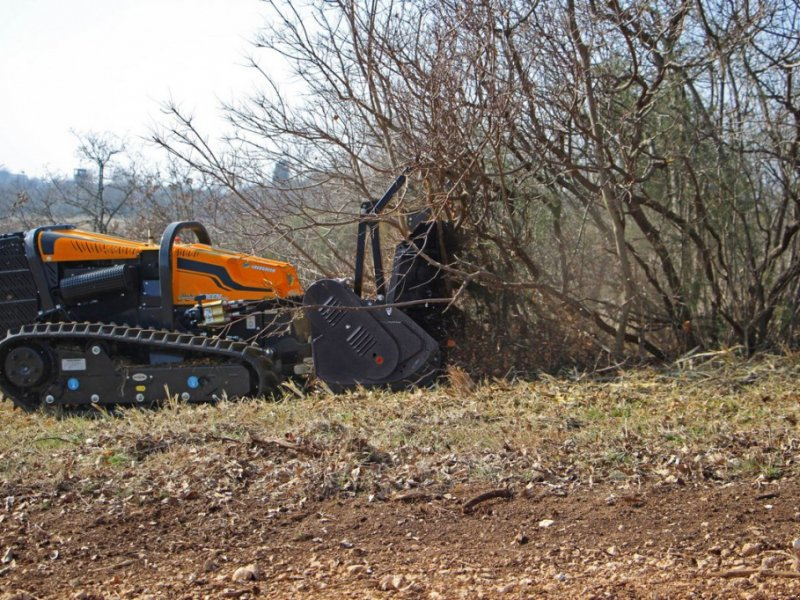 Böschungsmähgerät des Typs Energreen RoboGREEN evo | Forstmulcher - Mulchraupe, Gebrauchtmaschine in Krustetten (Bild 1)