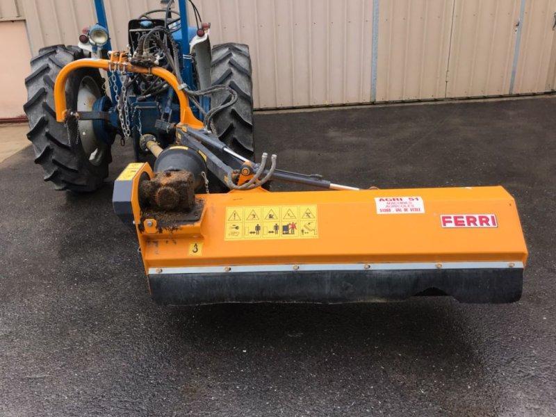 Böschungsmähgerät типа Ferri ZME 155, Gebrauchtmaschine в LUDRES CEDEX (Фотография 1)