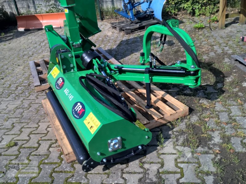 Böschungsmähgerät des Typs Geo AGL 125, Neumaschine in Lingen (Bild 1)