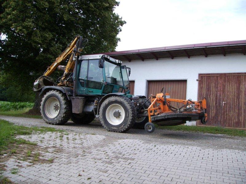 Böschungsmähgerät tip Herder Böschungsmäher mit Absaugung, Gebrauchtmaschine in Büchlberg (Poză 1)