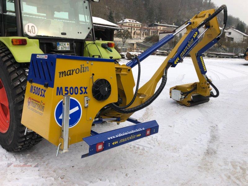 Böschungsmähgerät des Typs Marolin M 500 ASX, Gebrauchtmaschine in Schwandorf (Bild 1)